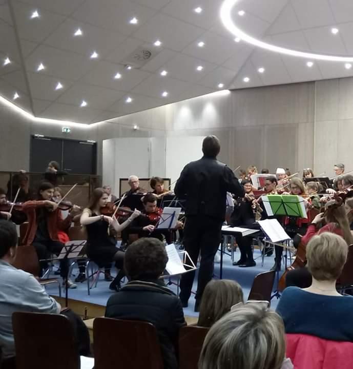 Orchestres inter-écoles (Cycles 2/3) - Concert du 6 avril 2019
