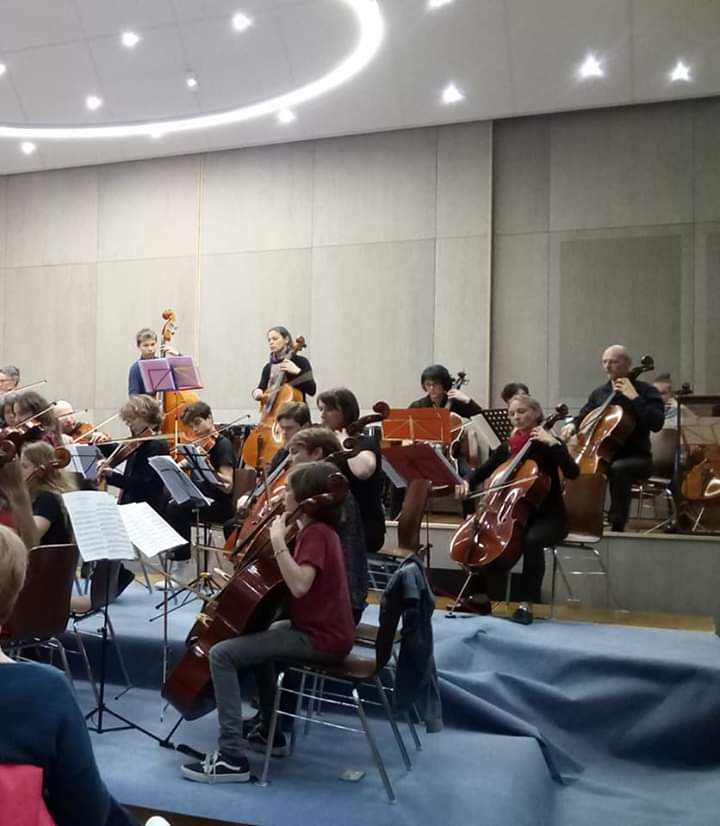 Orchestres inter-écoles (Cycles 2/3) - Concert du 6 avril 2019