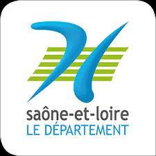 Logo departement 71